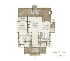 Cottage Home Floor Plans by 27 Best Colonial House Plans Images On Pinterest Colonial House