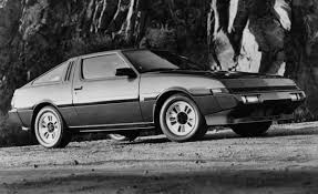 mitsubishi starion rally car mitsubishi starion review and photos