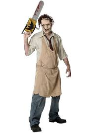 scary womens costumes leatherface horror costume scary costumes