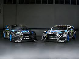 hoonigan racing logo 2016 ford focus rs rx looks great in this graffiti inspired livery