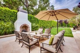 outdoor fire pit with chimney style damage of outdoor fire pit