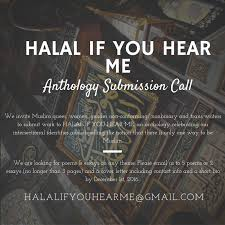 sunday submissions u0027halal if you hear me u0027 u2013 arabic literature in