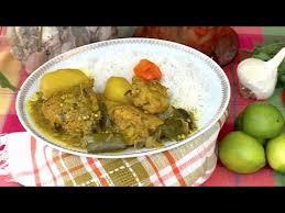 cuisine antillaise colombo de poulet le colombo de poulet guadeloupéen
