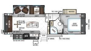 forest river 5th wheel floor plans 2018 forest river rockwood signature ultra lite 8288wsa model