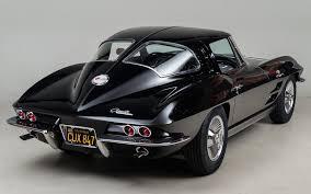 stingray corvette 1963 car spotlight 1963 corvette sting