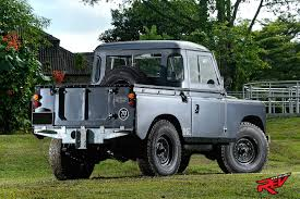 modified land rover the planet explorer land rover series iia 88 pickup