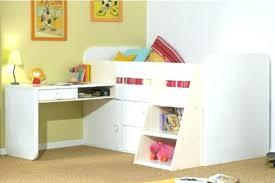 bed desk combo bunk bed desk combo loft beds with desks to save kids room space bed desk combo city bunk