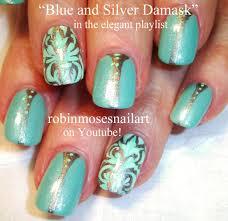 ombre nail design tumblr nail art by robin moses elegant nail art ideas tutorial playlist