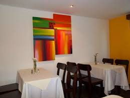paintings in dining room picture of hotel hex managua tripadvisor