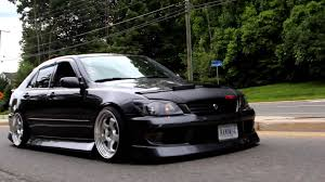 white lexus is300 slammed dmv ronny u0027s lexus is300 youtube
