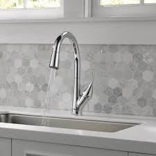 delta kitchen faucets reviews kitchen delta fuse kitchen faucet reviews moen faucets