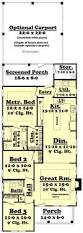 floor plan with garage floor plan with dimensions in meters three bedroom two story house
