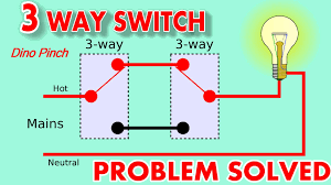 3 way switch doesn u0027t work right youtube