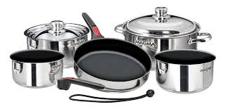 le creuset black friday deals saucepan stainless steel cookware sets at costco stainless steel