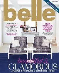 Home Design Magazines In Sri Lanka 21 Best Belle Magazine Covers Images On Pinterest Belle Magazine