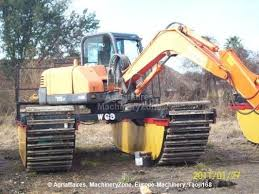daewoo 75v wheel excavator from united kingdom for sale at truck1