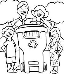 paper recycling bin coloring page free coloring pages online