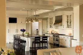 cream kitchen cabinets with black countertops cafe cream granite