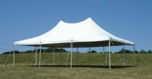 rental tents stake and pole tents rental nolan s tent and party rental