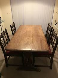 Ercol Dining Table And Chairs Ercol Dining Table Second Local Classifieds Buy And Sell