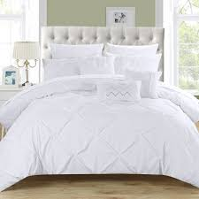 Pinched Duvet Cover Bedroom White Duvet Cover Queen With Wooden Headboard And