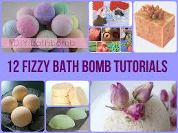 fizzy bath bomb tutorials