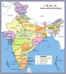 map all india all about india including its history geography