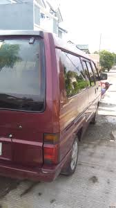 nissan vanette interior nissan vanette 1997 car for sale cavite tsikot com 1