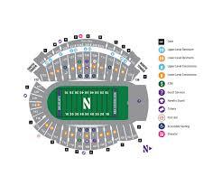 Lambeau Field Map Northwestern University Ryan Field Google Search Stadiums I