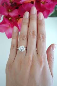 plus size engagement rings 5 ct solitaire ring fresh 5 carat solitaire ring 5