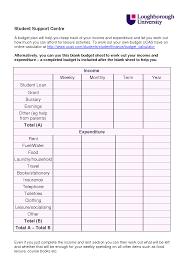 best photos of weekly budget worksheet printable printable