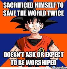 Goku Memes - good guy goku by nightfox0077 meme center