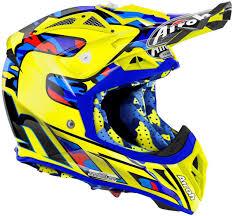 rockstar motocross helmets airoh aviator 2 1 rockstar motocross helmet xs 53 54 airoh s5
