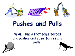 science pushes and pulls year 1 2 intro to forces by nmarwood