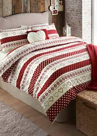King Size Cotton Duvet Cover King Size Christmas Bedding For Dream Of The Holiday Modern King