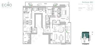 echo brickell floor plans brickell realty group echo brickell