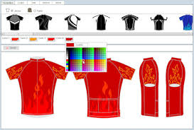 custom jersey design software pairs and spares