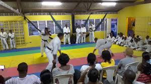 first jamaica zen do kai kan karate kyoshi shaun barnes sensei