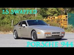 porsche 944 ls1 ride along porsche 944 turbo ls swapped