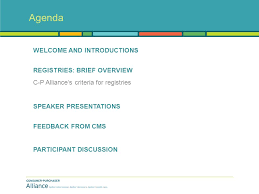 data registries the promise of clinical data registries using data to improve