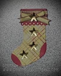 stocking gift tags outside the box