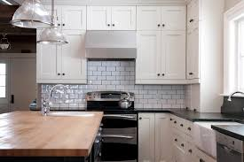 grout less backsplash kitchen traditional with white kitchen