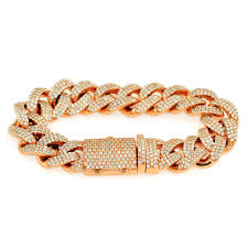 link bracelet with diamonds images Jdbr121 8 diamond cuban link bracelet johnny dang co jpg
