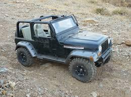 bright rc jeep wrangler jeep wrangler tj rubicon 1 6 scale crawling offroad bright