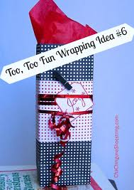 the merry little christmas project wrapping ideas series cha