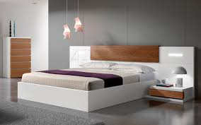 Double Bed Designs With Drawers Double Bed Contemporary Lacquered Wood With In Base Storage