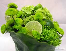 Lime Green Flowers - green flowers with limes en masse flowers frederick maryland