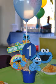 Table Decorations 25 Best Monster Centerpieces Ideas On Pinterest Monster Party