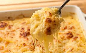 three cheese spaghetti squash gratin make ahead recipes for