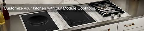 Ge Modular Cooktop Luxury Cooktops High End Designer Gas U0026 Electric Cooktops Jenn Air